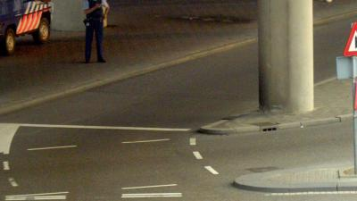 KMar Schiphol arresteert taxichauffeur voor poging doodslag
