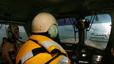 Medische hulpverlening op de Noordzee schiet te kort