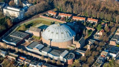 Koepelgevangenis Arnhem te koop
