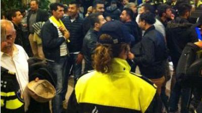 Koerden bezetten Tweedekamer