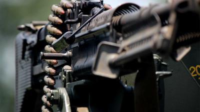 Defensie gaat weer met 'scherp' schieten