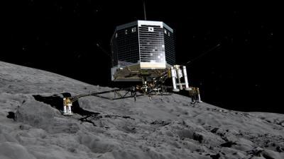 ESA schrijft woensdag ruimtevaart-geschiedenis door landing op komeet