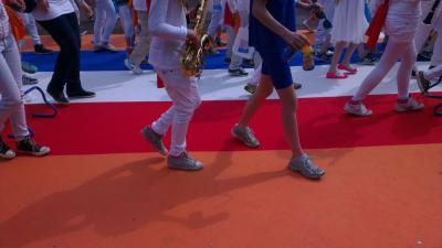 Festival Koningsdag naar binnen verplaatst ivm verwachte weer