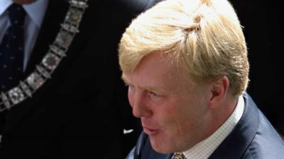 Koning Willem-Alexander bezoekt azc Ter Apel