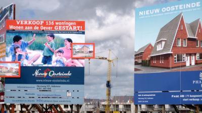 Vereniging Eigen Huis: Woningmarkt komt in ademnood