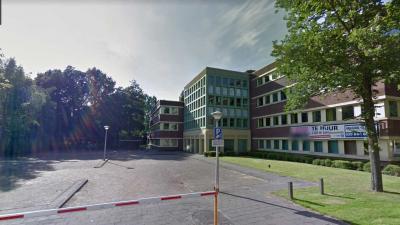 De We Are Here-groep kraakt kantoorpand in Amstelveen