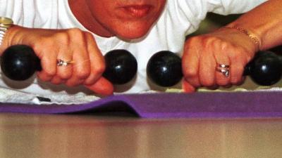 Uurtje sportschool verlaagt kans op overgewicht, hoge bloedruk en verhoogde bloedsuiker