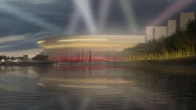 Foto van nieuwe Kuip Feyenoord | Feyenoord