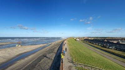 Schultz: De kust is weer veilig bij Petten