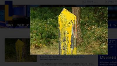 Foto van Monument vermoorde Nicky Verstappen | L1