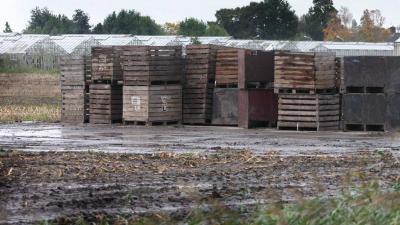 Boeren in door noodweer getroffen zuiden lijden 100 miljoen euro schade