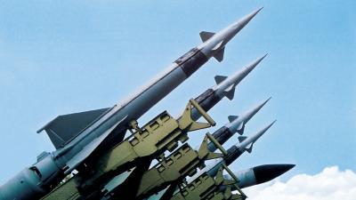 Foto van raket