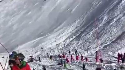 Verschillende skiërs bedolven onder lawine in Tignes