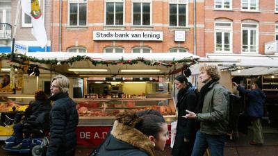 Foto van geld euro schulden | fbf