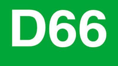 Foto van logo D66 | D66