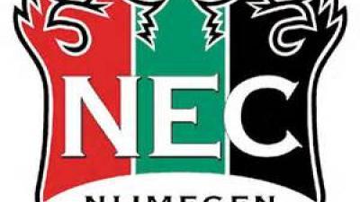 Logo van NEC