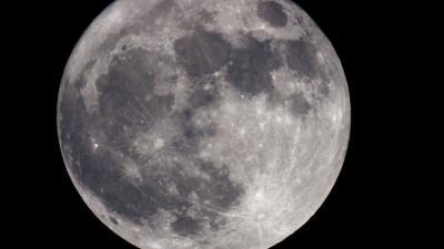 foto van maan | Frank van den Berg