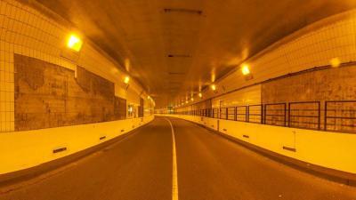 Maastunnel voor twee jaar dicht