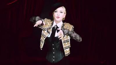 Madonna komt in december naar Nederland