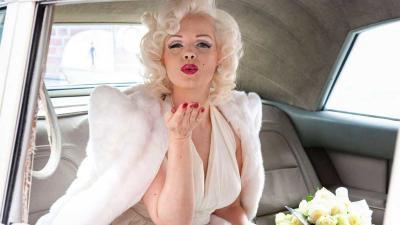 Opwaaiende jurk Marilyn Monroe najaar in Nieuwe Kerk te zien