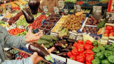 Haagse Markt direct gesloten vanwege grote drukte