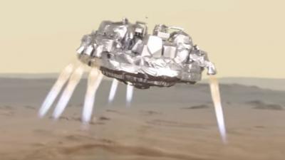 Geen contact met Schiaparelli op Mars