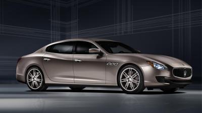 Foto van Maseratie Quattroporte | Maserati