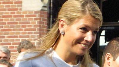 Foto van koningin Maxima | Archief EHF