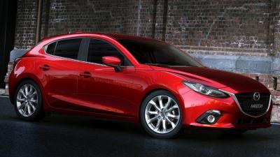 Foto van nieuwe Mazda3 | Mazda