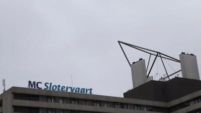Klinische afdeling MC Slotervaart binnen dag leeg