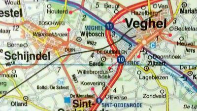 Veghel, Schijnel en Sint-Oedenrode gaan verder onder de naam Meierijstad