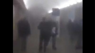 Doden en gewonden na explosie in metro St. Petersburg