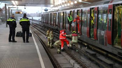 metro-ongeval