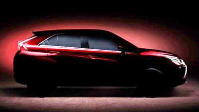 Mitsubishi toont nieuwe Compact SUV