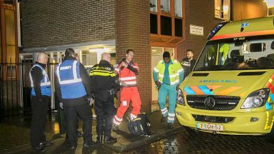 Traumateam ingezet bij medische noodsituatie