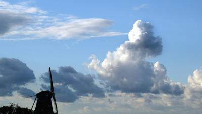 Prinses Beatrix beschermvrouwe De Hollandsche Molen
