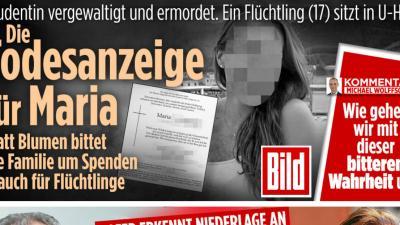 Duitse Freiburg in shock na aanhouding Afghaanse vluchteling voor verkrachting en moord