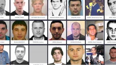 Twee Nederlanders op Europol 'Most-Wanted-lijst'