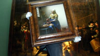 foto van pasage Rijksmuseum | fbf