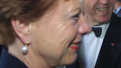 Eurocommissaris Neelie Kroes adviseur bij Amerikaanse bank