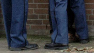 Nepagenten overvallen echtpaar Breda