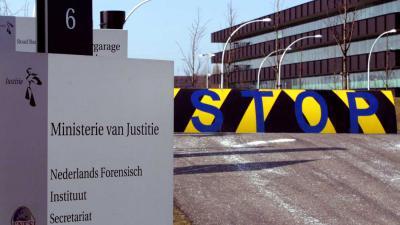 NFI: brand ijsfabriek Hengelo is aangestoken