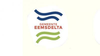 Nieuwe logo gemeente Eemsdelta
