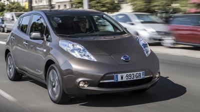 Nissan maakt prijs van LEAF 30 kWh bekend