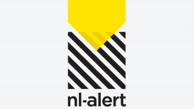 Foto van NL-Alert   NL-Alert