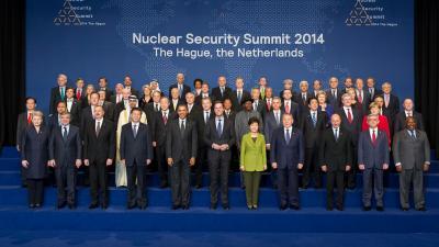 Groepsfoto 58 wereldleiders NSS top 2014 | NSS