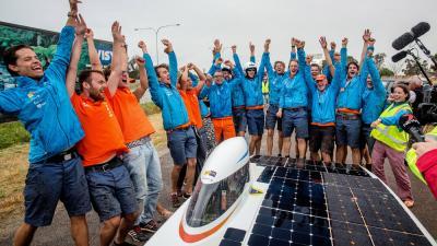 foto van Nuon Solar Team | Nuon Solar Team