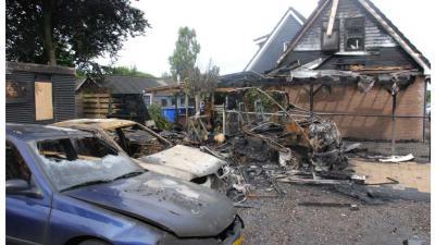 Politie heropent brandstichtingsonderzoek uit 2015