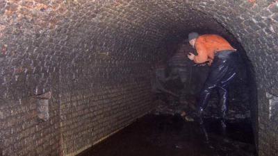 Ondergronds gangenstelsel uit 1563 in Hoorn bij toeval ontdekt