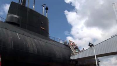 foto van onderzeeer | Marine
